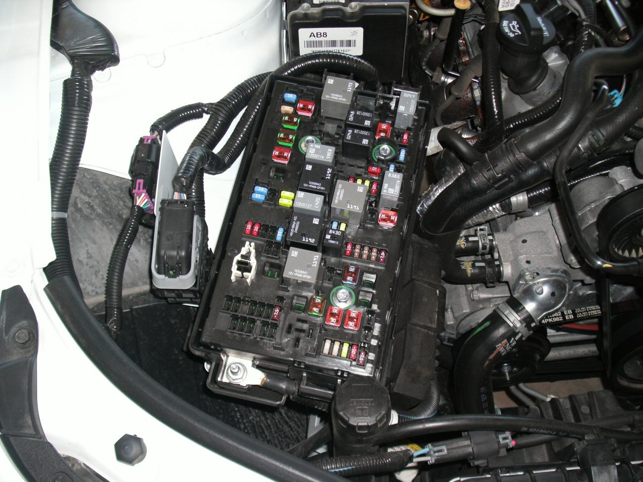 2000 mustang v6 fuse box temporary cover for fuse box - camaro5 chevy camaro forum ...