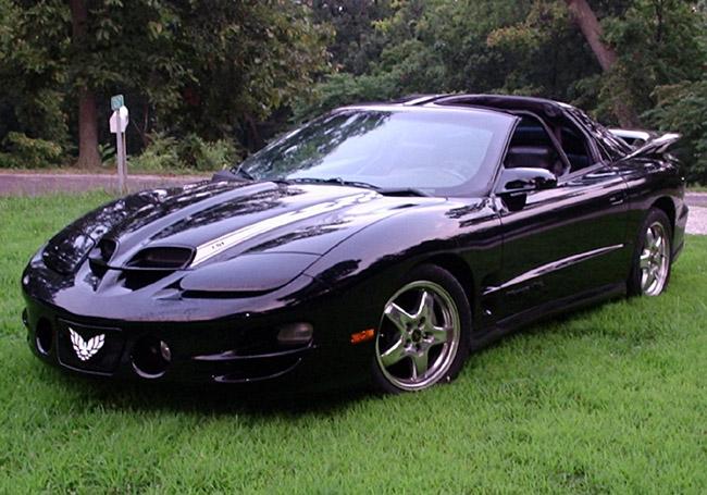 Pontiac Firebird Ws6. Pontiac : Trans Am ws6 camaro