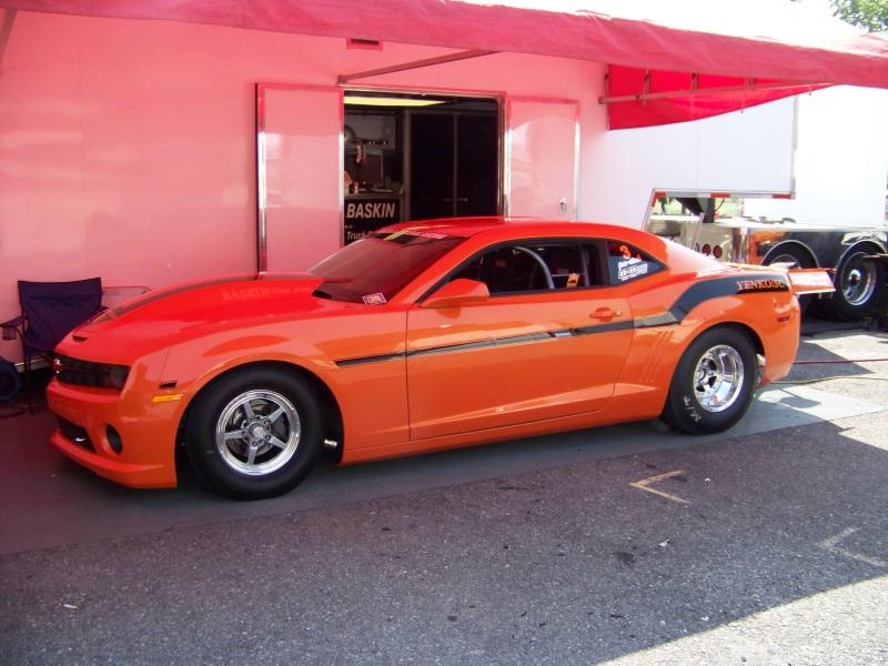 Don Baskin S Nmca Pro Stock 2010 Camaro Drag Car Debuts