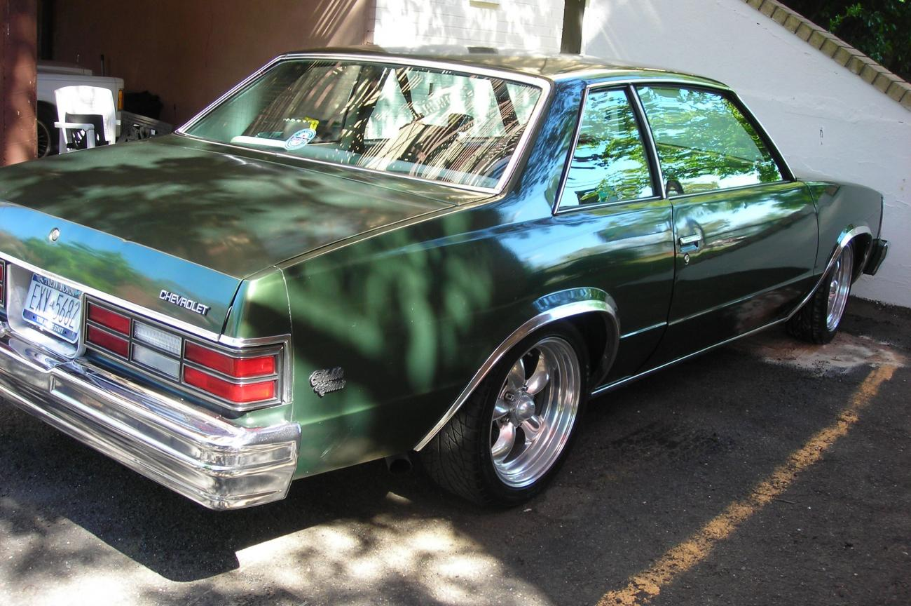 1980 Chevrolet Malibu or 2008 Trailblazer ss for-sale ...