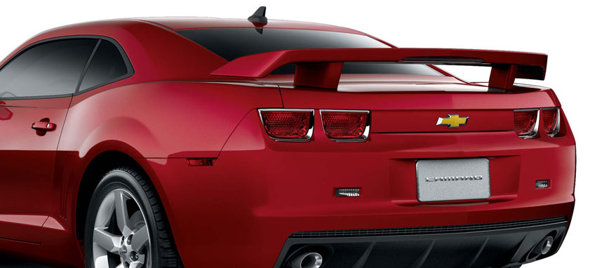 how much does the new high wing spoiler cost camaro5 chevy camaro forum camaro zl1 ss and. Black Bedroom Furniture Sets. Home Design Ideas