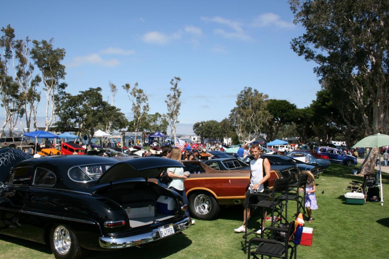 Seaport Village Car Show