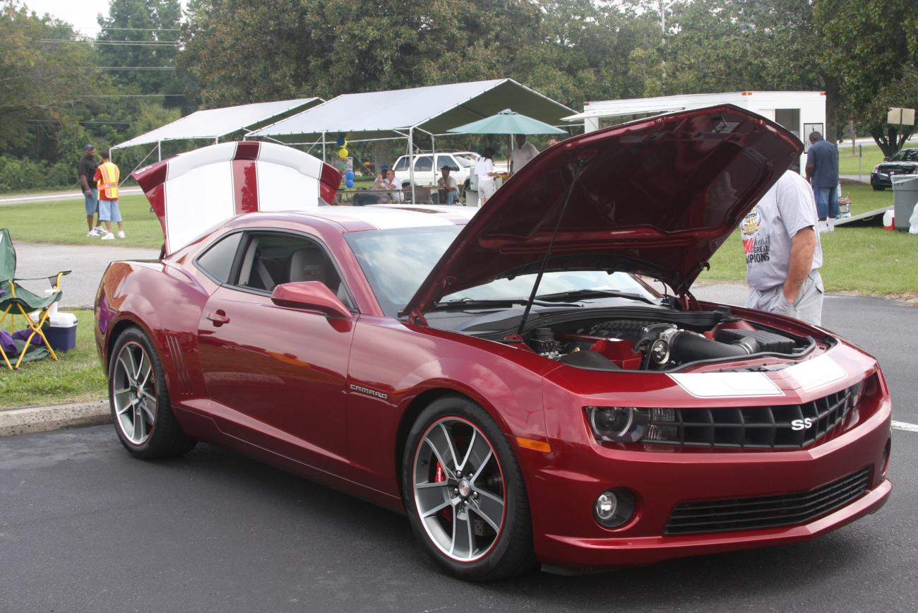Cotw 8 23 10 Red Jewel Slp Zl575 Supercharged