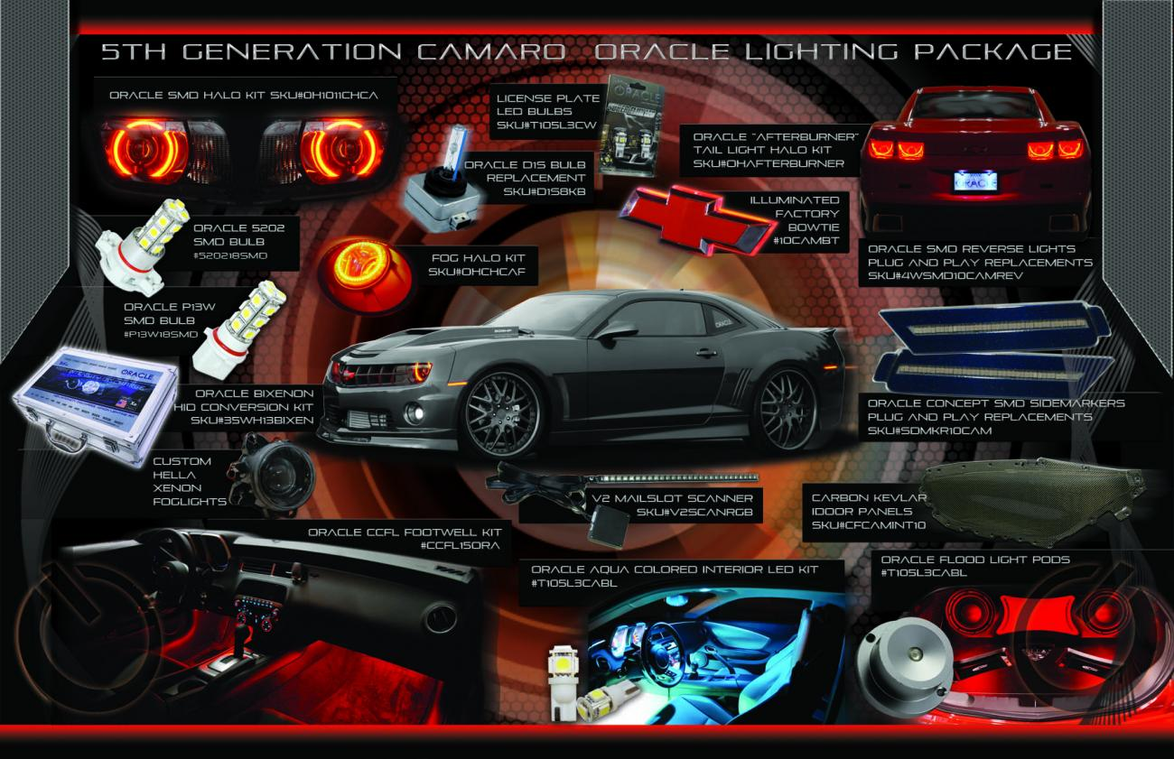 finally all the aac 5th gen camaro lighting items in onle place camaro5 chevy camaro forum. Black Bedroom Furniture Sets. Home Design Ideas