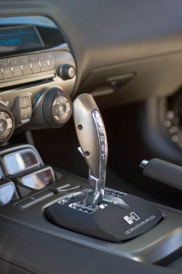 Hurst Automatic Shifter Anyone? - Camaro5 Chevy Camaro Forum