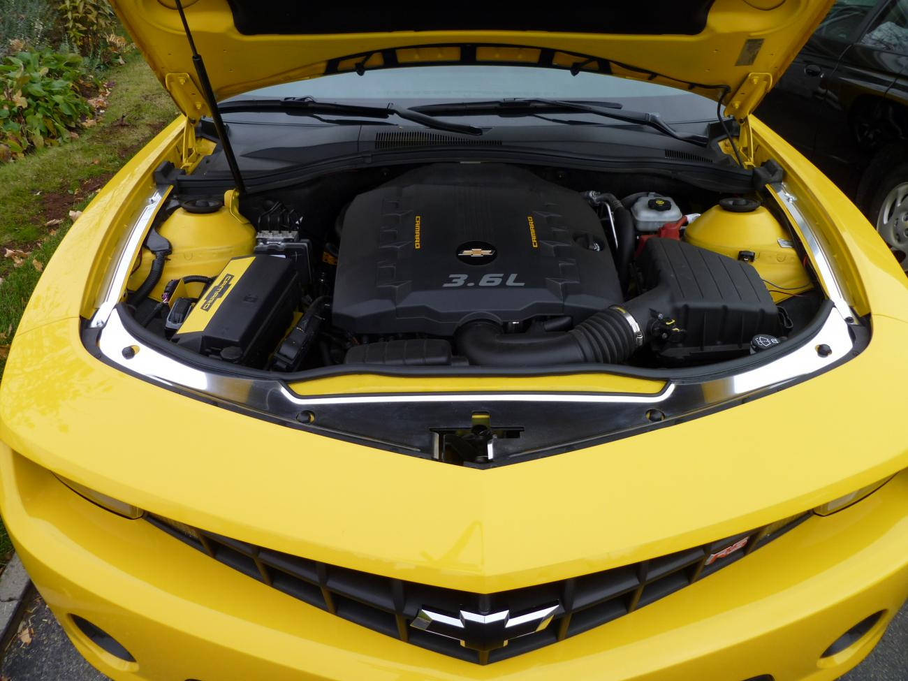 Battery Location For 2014 Camaro Autos Post