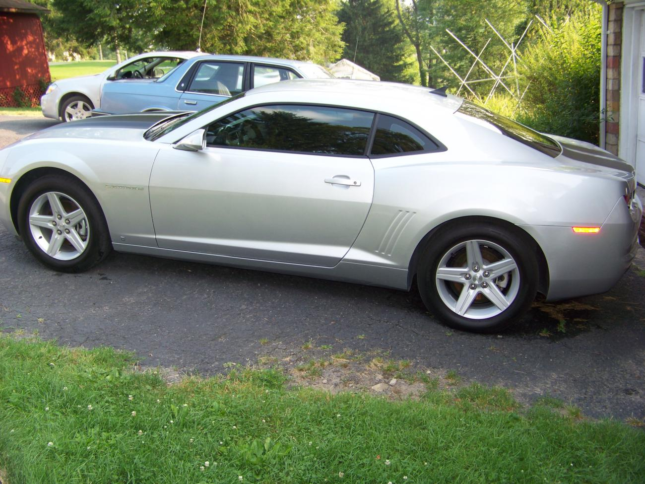 Any pics of camaro with 35 tint camaro5 chevy camaro for 10 percent window tint pictures