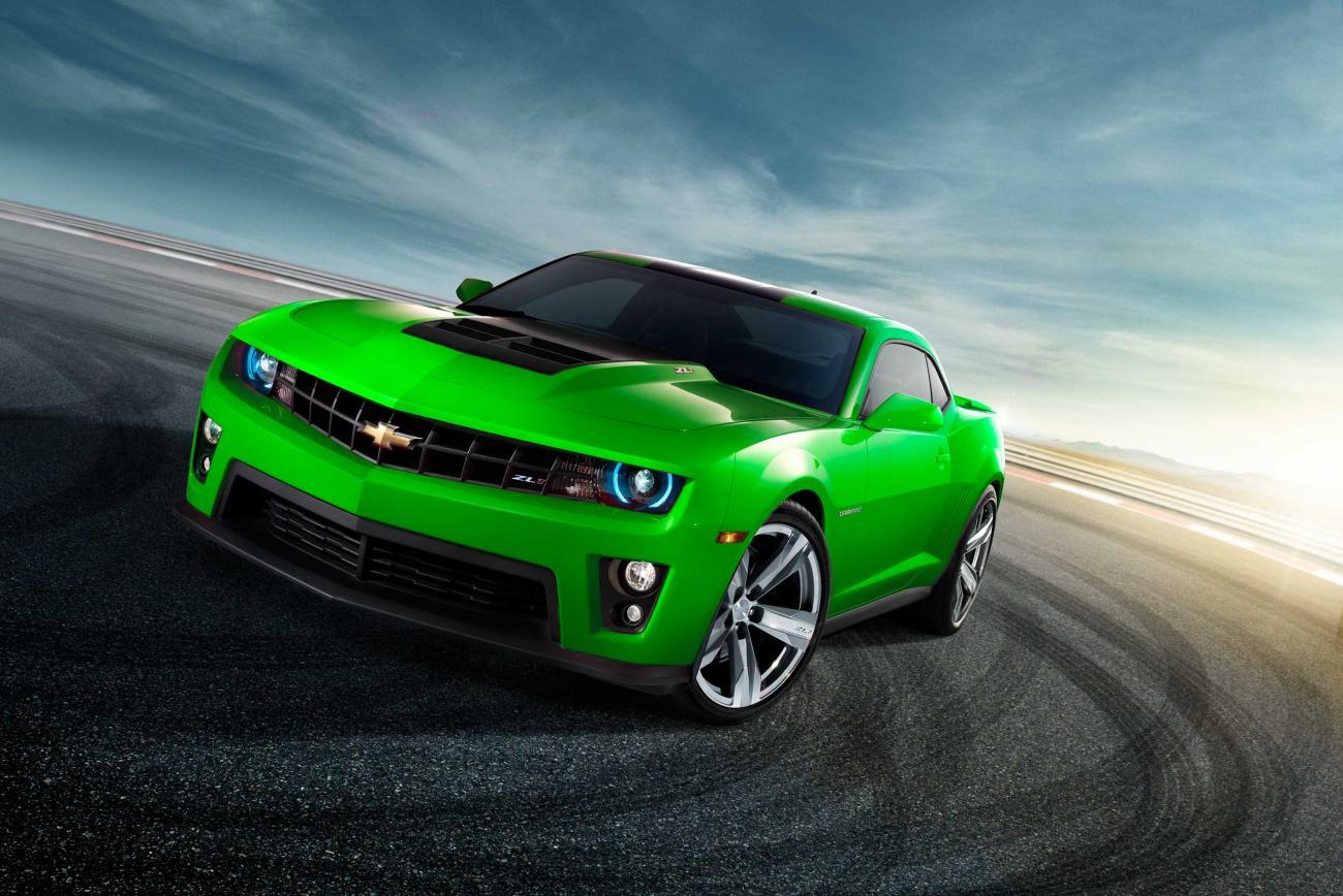 I Want A Green One Camaro5 Chevy Camaro Forum