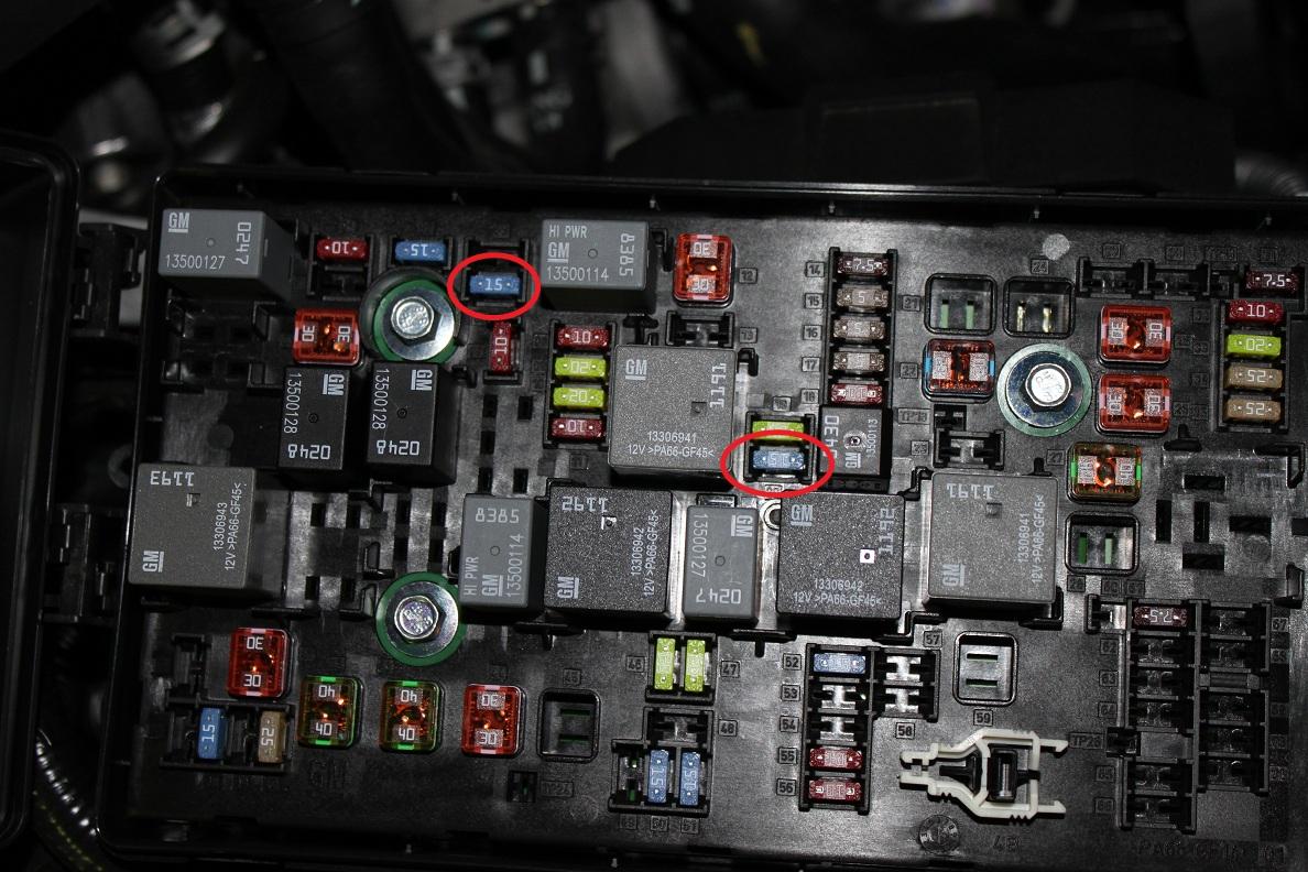 How do I remove a fuse? - Camaro5 Chevy Camaro Forum / Camaro ZL1, SS and  V6 Forums - Camaro5.com