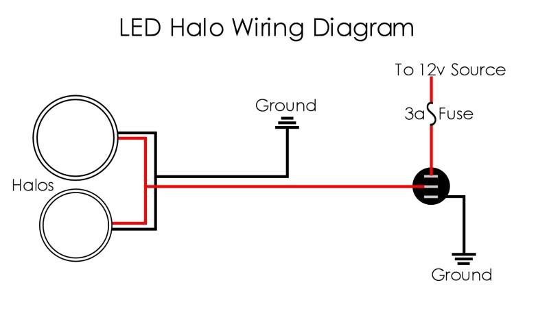 Help Wireing Aac Halos On 2010 Ls Camaro5 Chevy Camaro Forum Camaro Zl1 Ss And V6 Forums Camaro5 Com