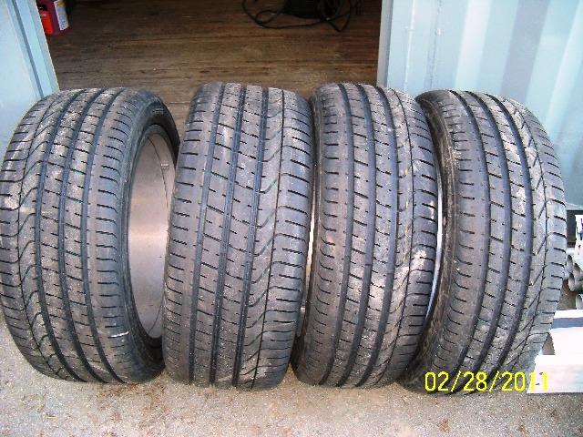 Factory Pirelli P Zero 2 245 45 20 2 275 40 20