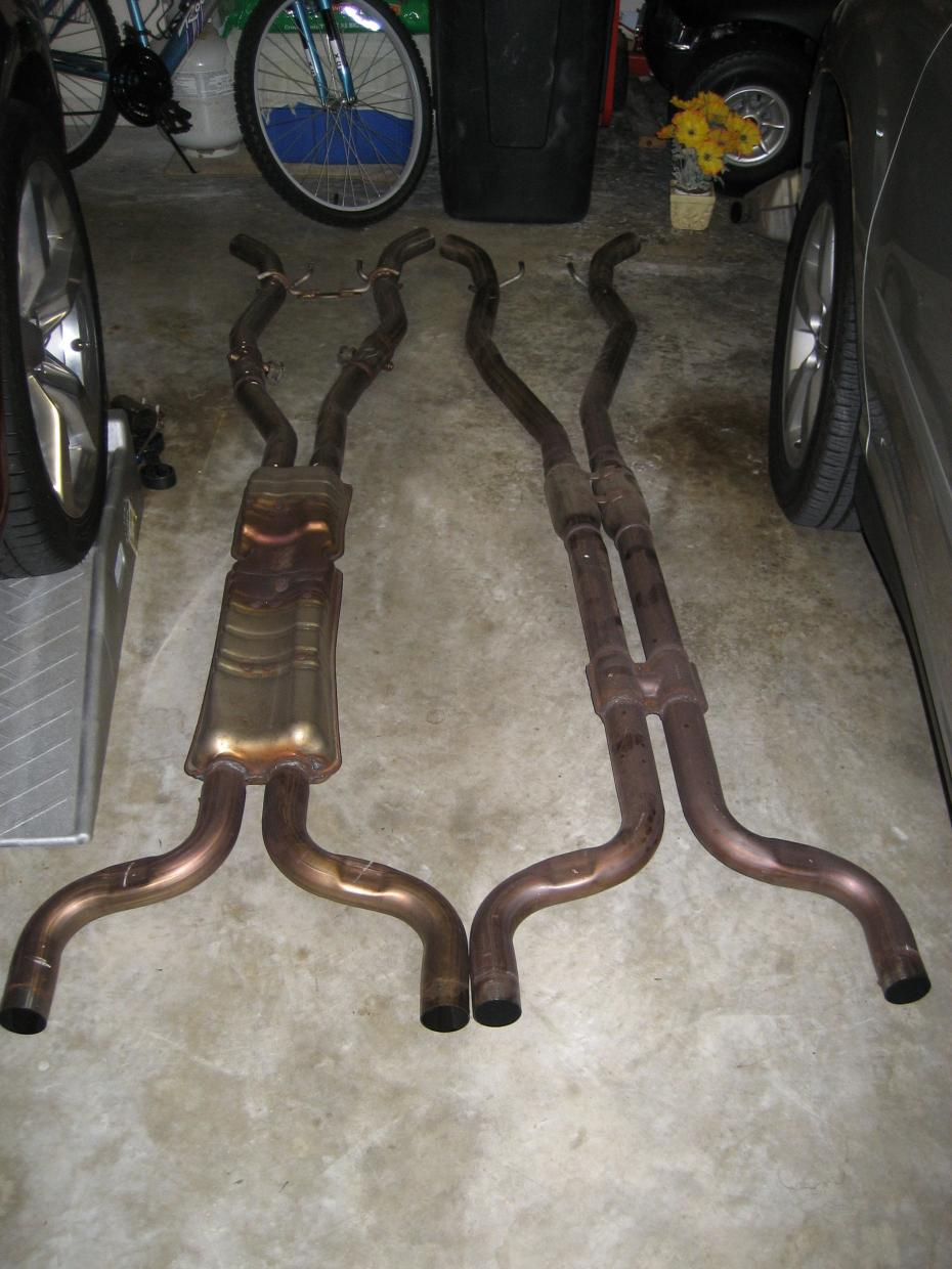 Possibly Disappointed Solo Axle Back Exhaust Purchase