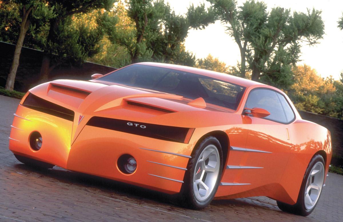 Pontiac GTO Concept Car