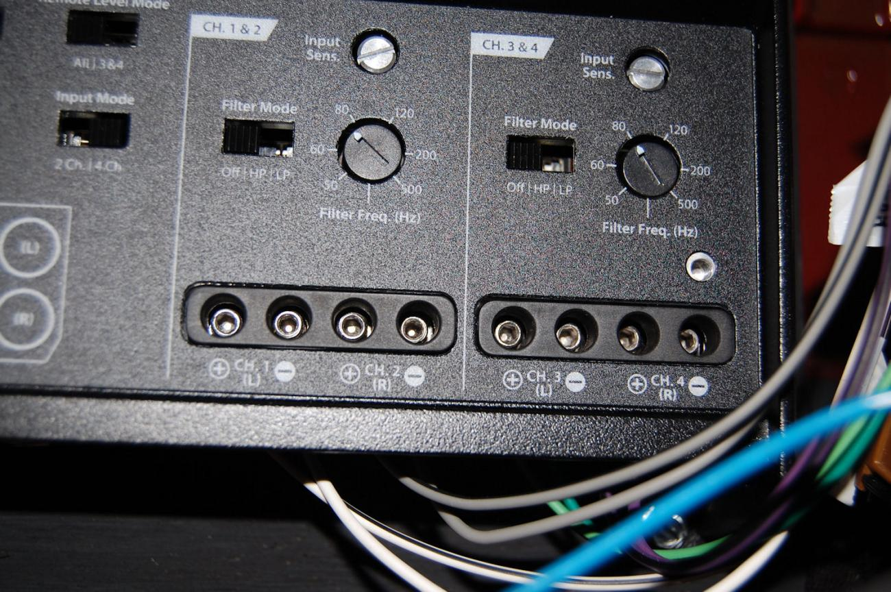 Jl Audio Xd400 4 Settings Camaro5 Chevy Camaro Forum Zl1 500 1 Wiring Attached Images