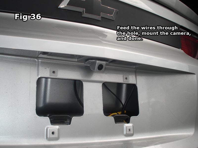 [SCHEMATICS_48DE]  How to install Ofer's backup camera retrofit - Camaro5 Chevy Camaro Forum /  Camaro ZL1, SS and V6 Forums - Camaro5.com | Camaro Backup Camera Wiring Diagram |  | Camaro5.com