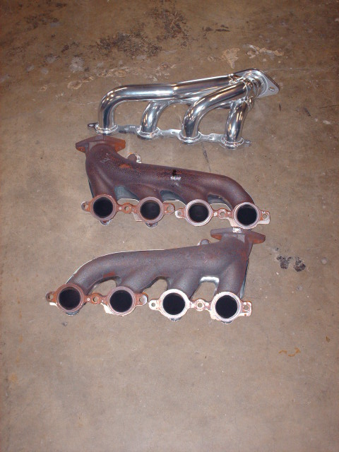 For Sale Stock 2010 Camaro Ss Ls3 Exhaust Manifolds