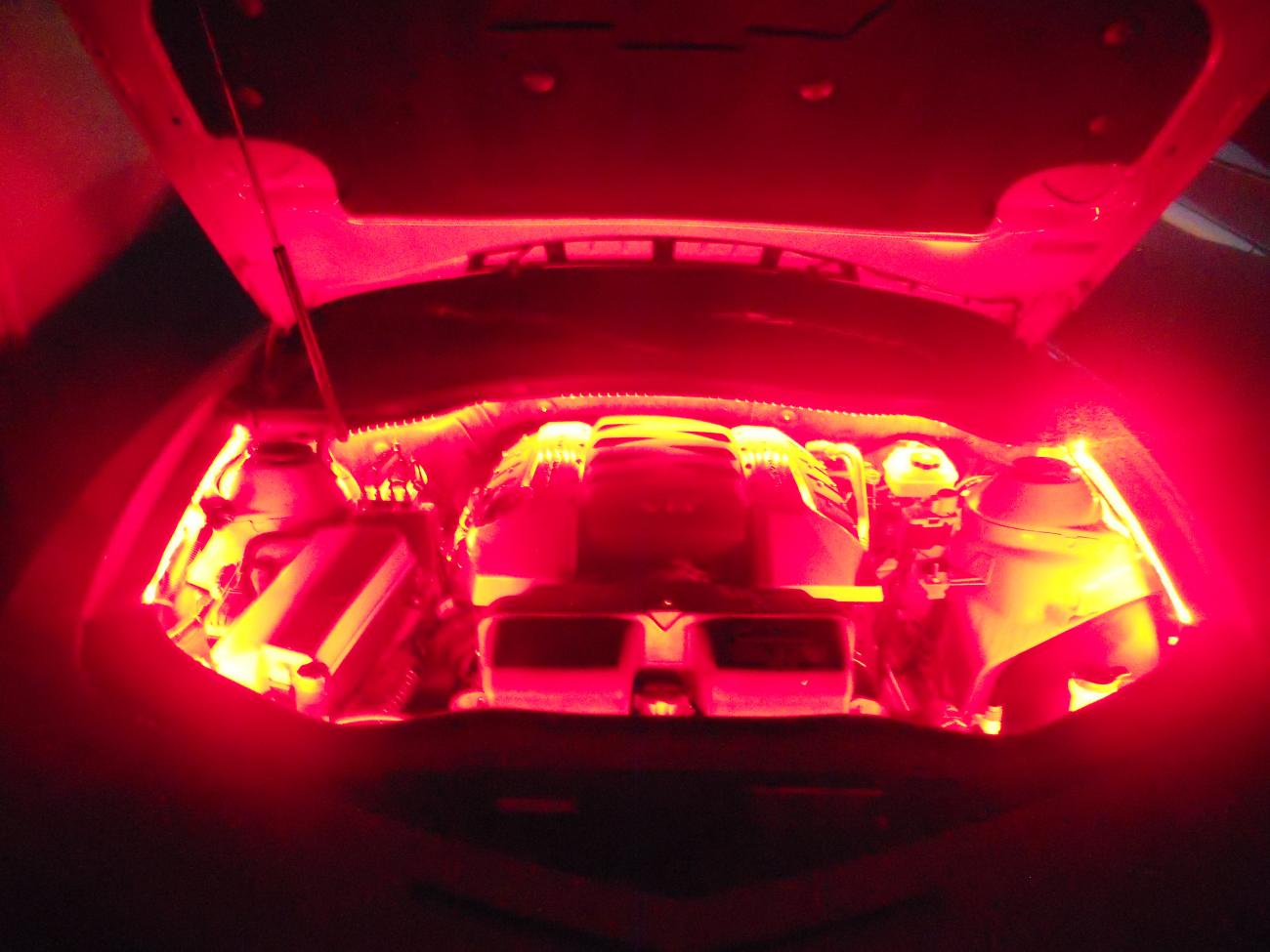 Engine Bay Led Ideas Camaro5 Chevy Camaro Forum