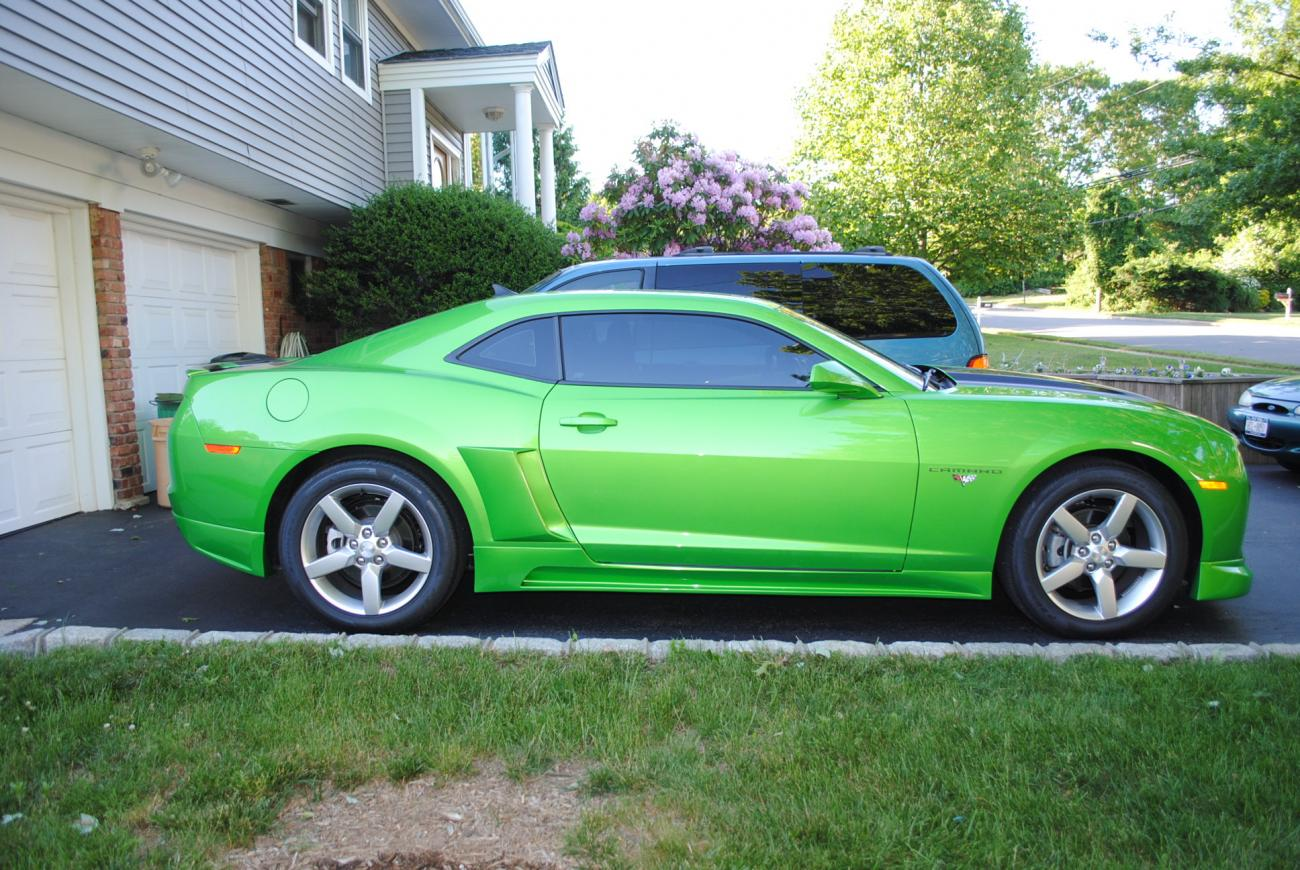 Synergy green What color calipers  Camaro5 Chevy Camaro Forum