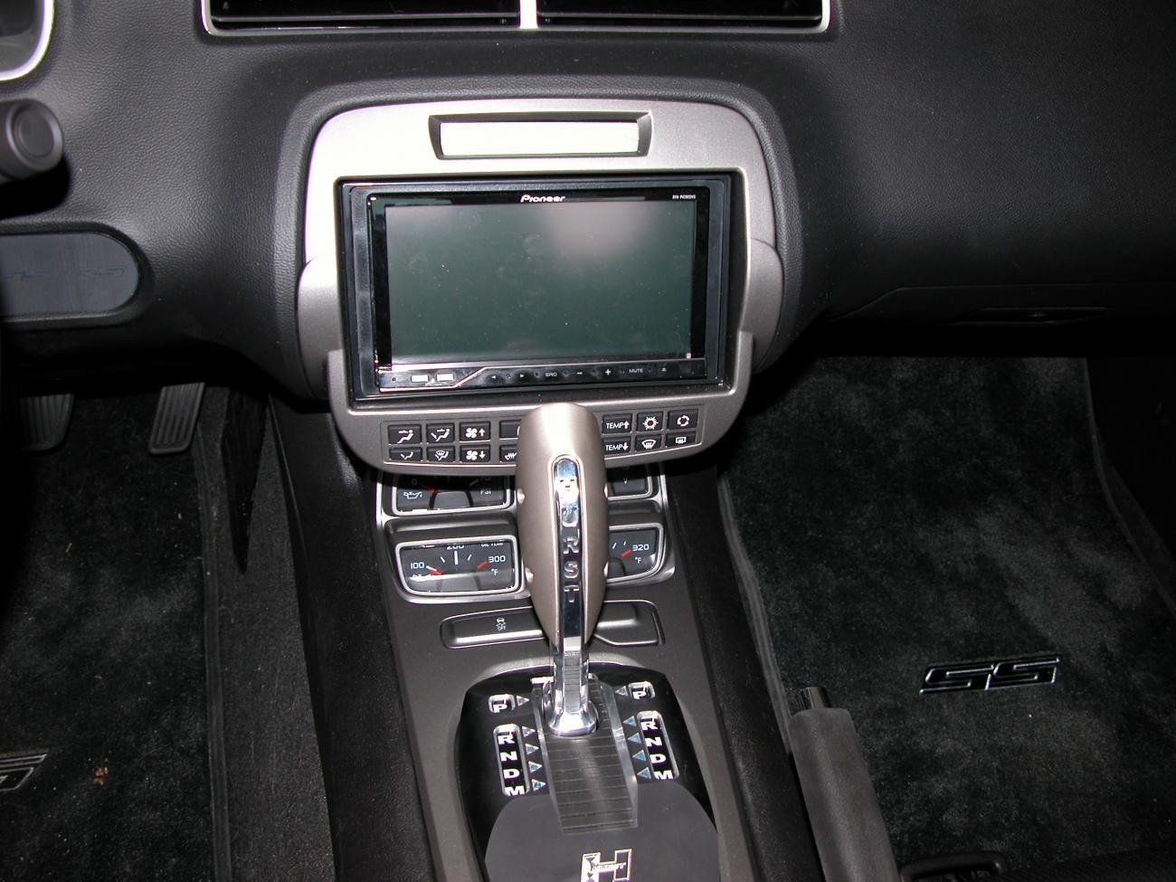 Metra Dash Kit Full Screen Navigation Camaro5 Chevy