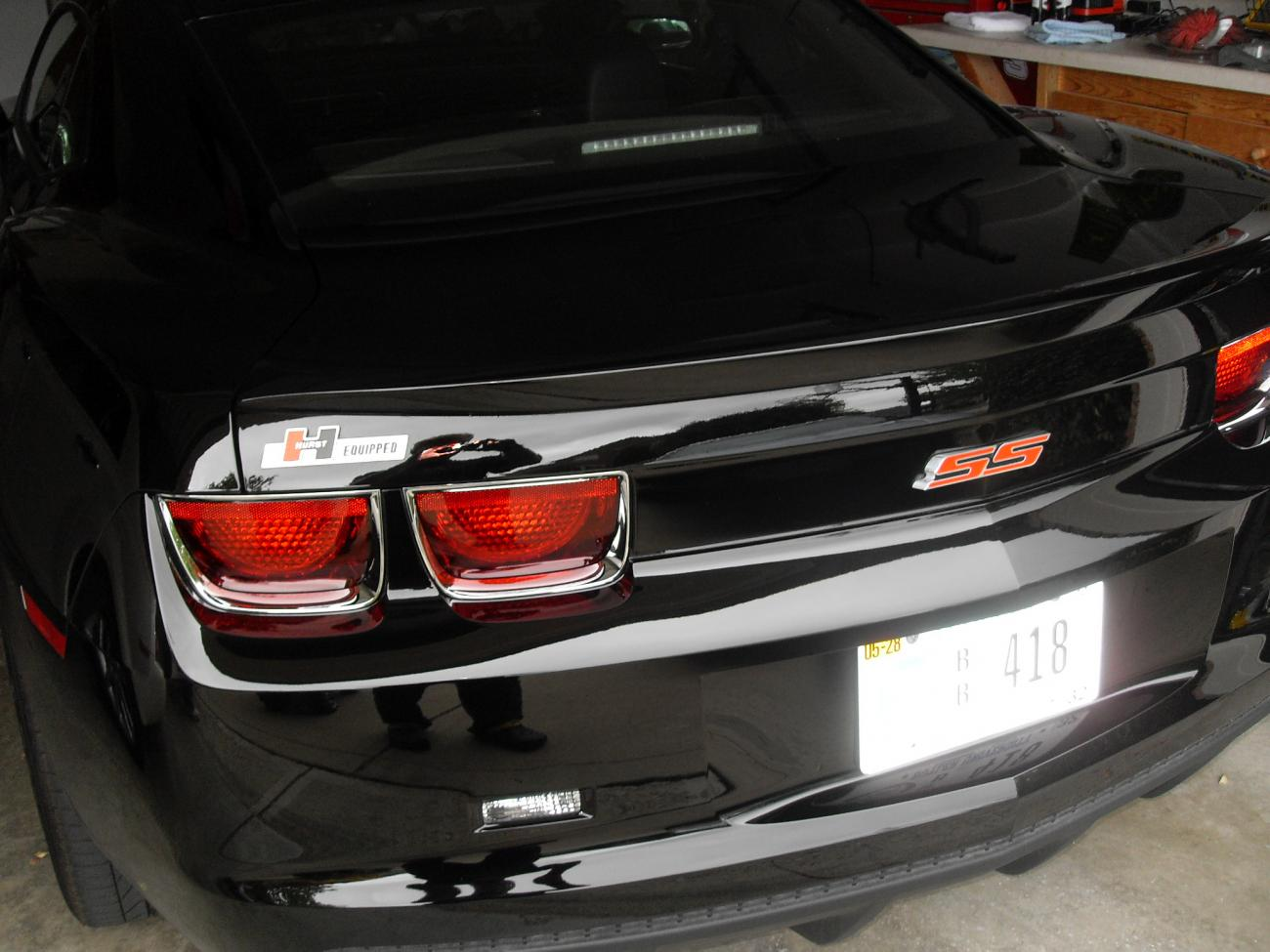 2011 2ss Camaro Badges And Emblems.html | Autos Post