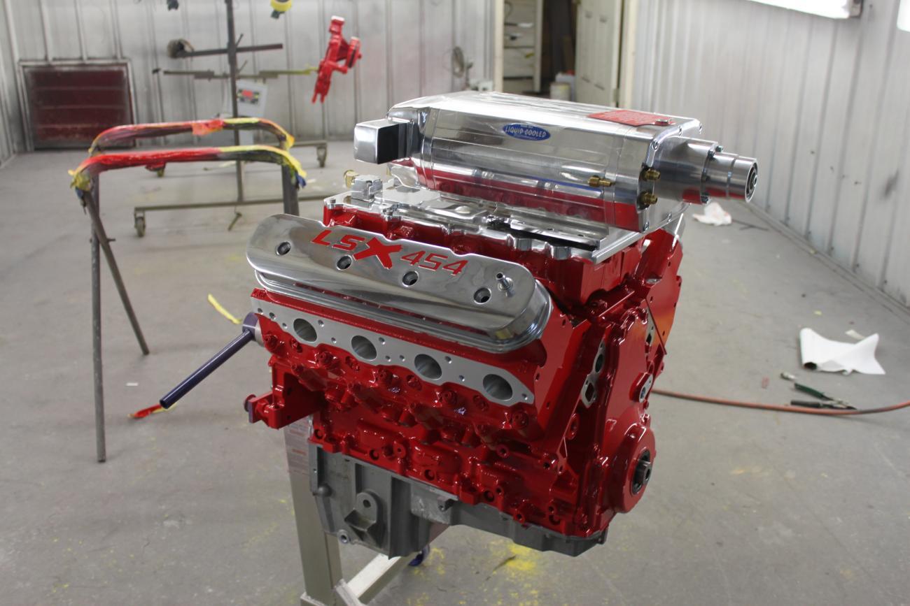 LSX 454 3 6L Kenne Bell Build [COTW 9/19/11] - Camaro5 Chevy