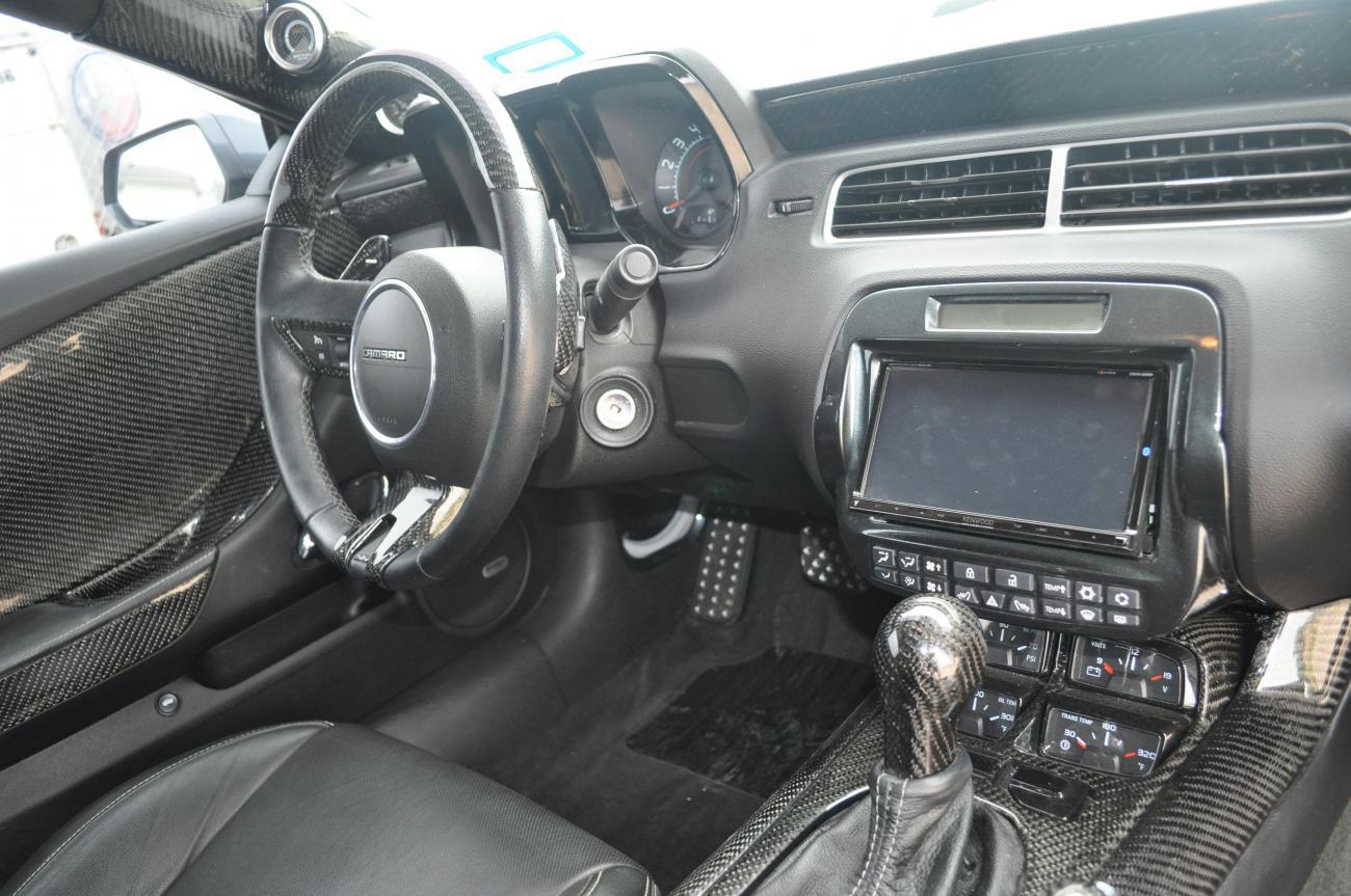 Carbon Fiber Wrapped Heritage Grill Camaro5 Chevy Camaro Forum Camaro Zl1 Ss And V6 Forums