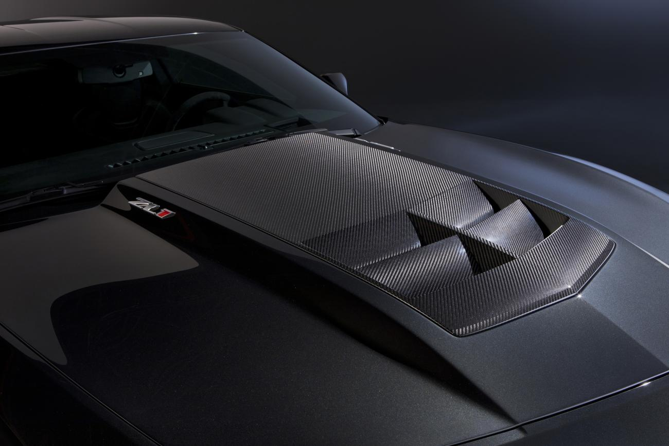 Camaro Zl1 Carbon Fiber Edition Ls1tech Camaro And