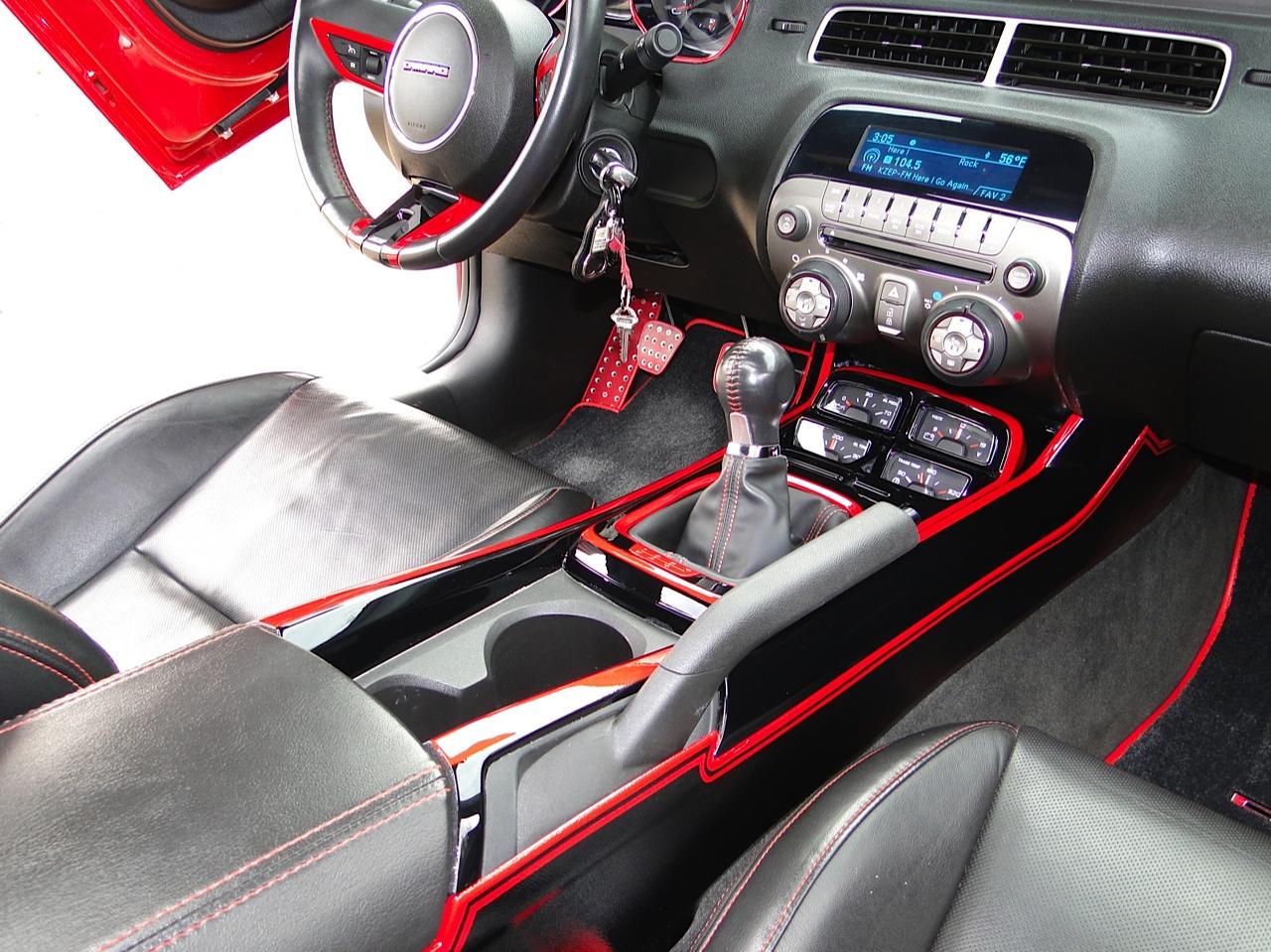 Attachment on 1997 Dodge Dakota Center Console
