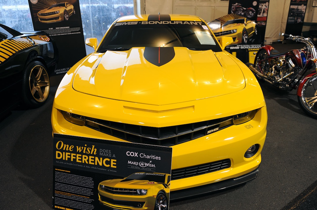 Car Donation Tax Write Off >> SMS 620 Camaro Unveiled and Auctioned - Camaro5 Chevy Camaro Forum / Camaro ZL1, SS and V6 ...