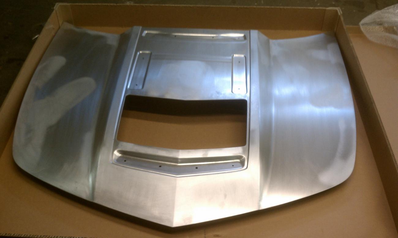 ZL1 Clear Hood Insert - Camaro5 Chevy Camaro Forum ...
