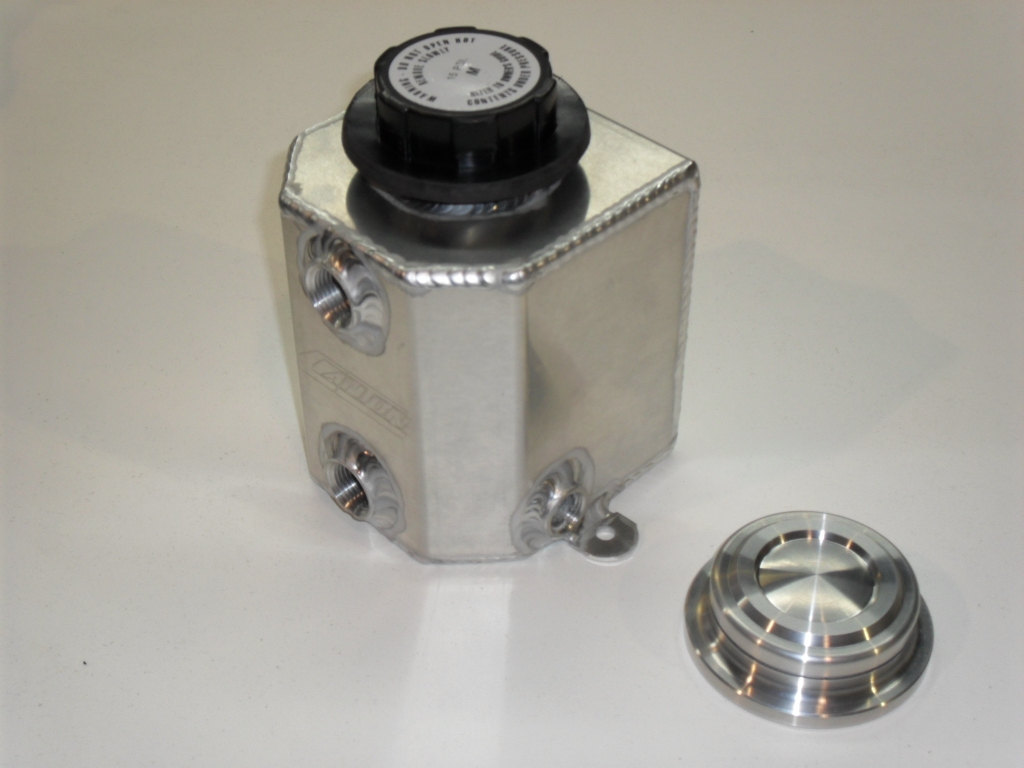 A Better Looking Coolant Reservoir For Your Blower