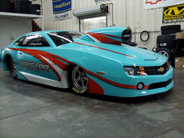 Awesome Top Sportsman 5th Gen Camaro Camaro5 Chevy