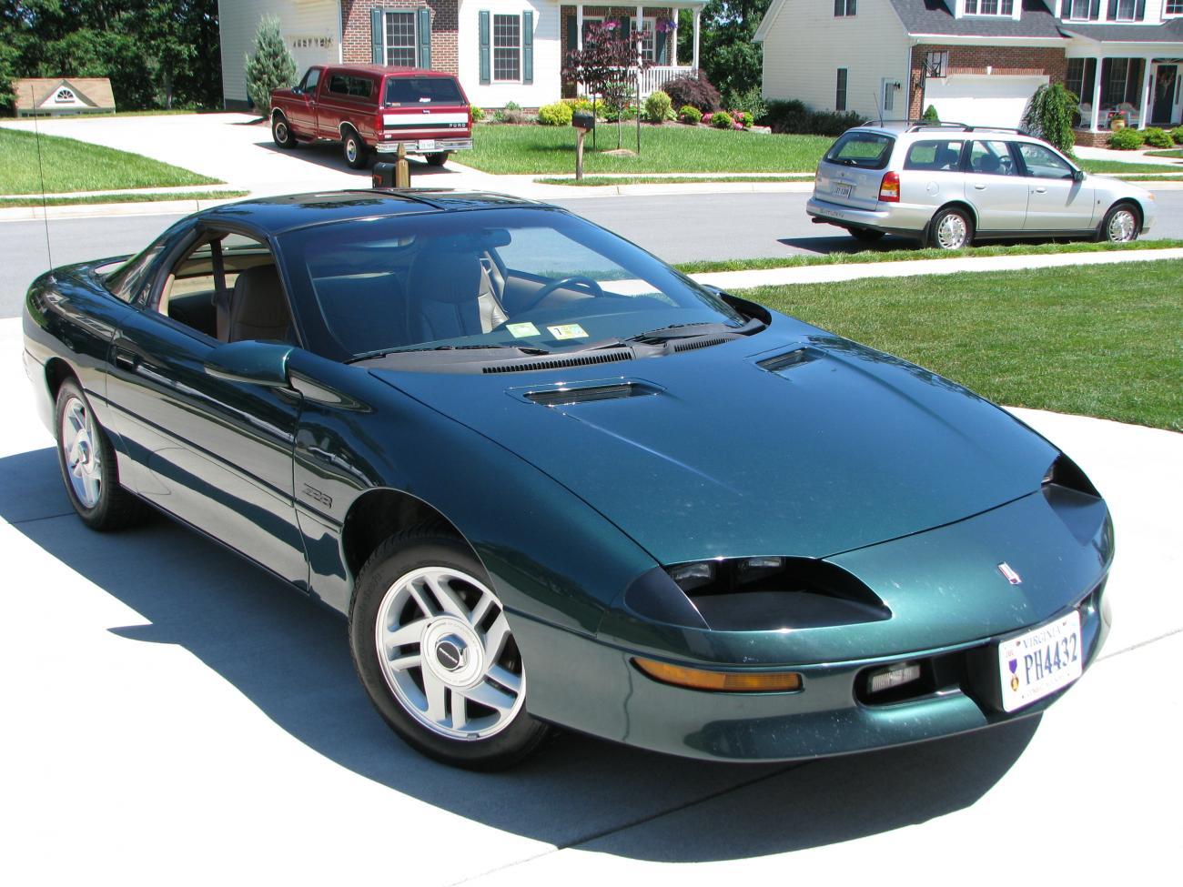 Camaro 1995 chevrolet camaro : 1995 Camaro Z28 For Sale - $6500 - Camaro5 Chevy Camaro Forum ...