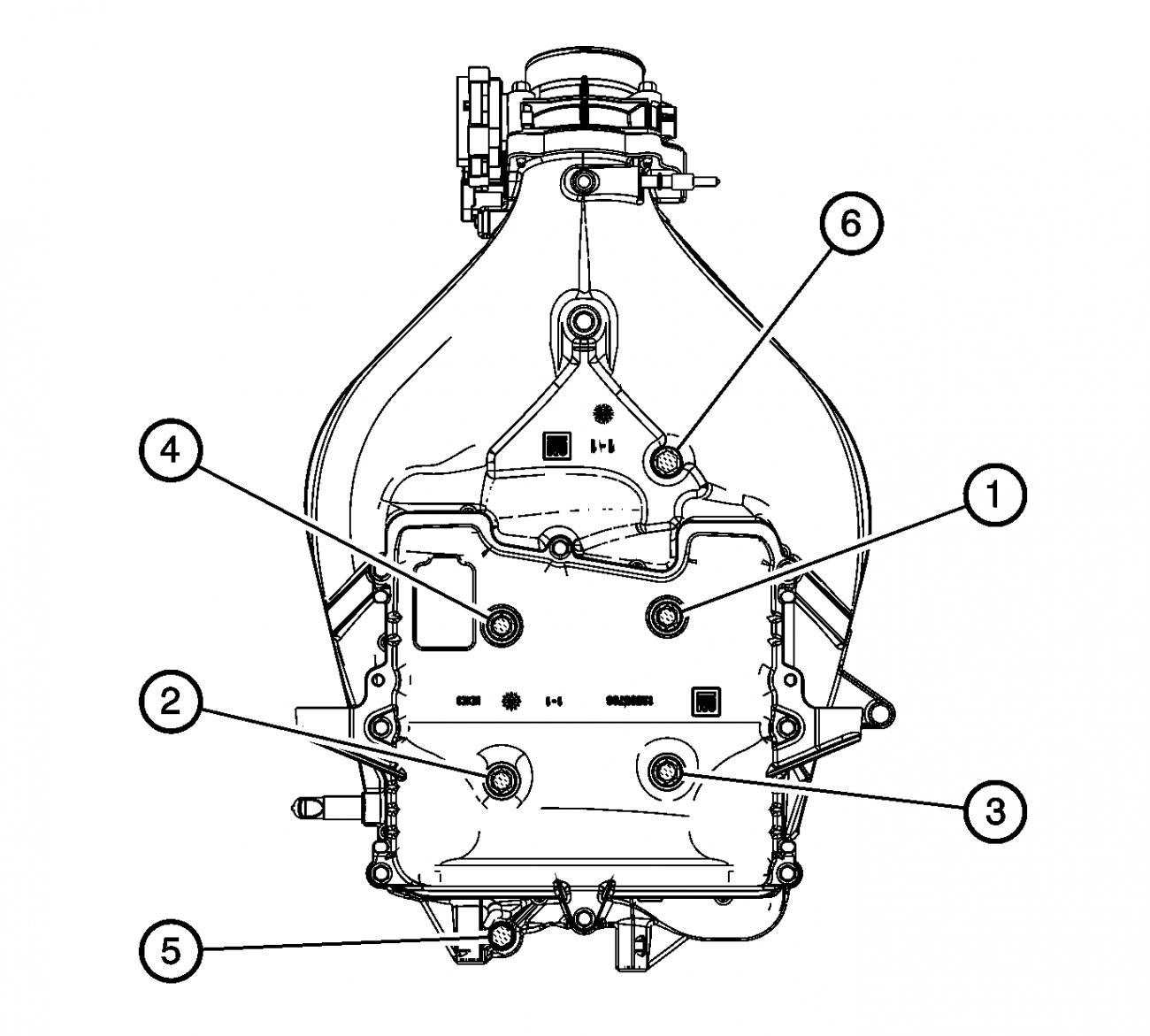 "Some More V6 LLT Intake Manifold VMAX ""BLACK ICE-olator"