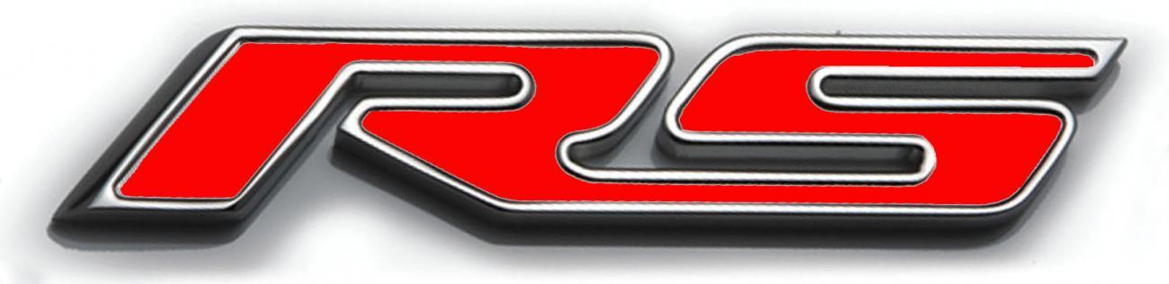 Rs Logo Jpeg Camaro5 Chevy Camaro Forum Zl1 Ss