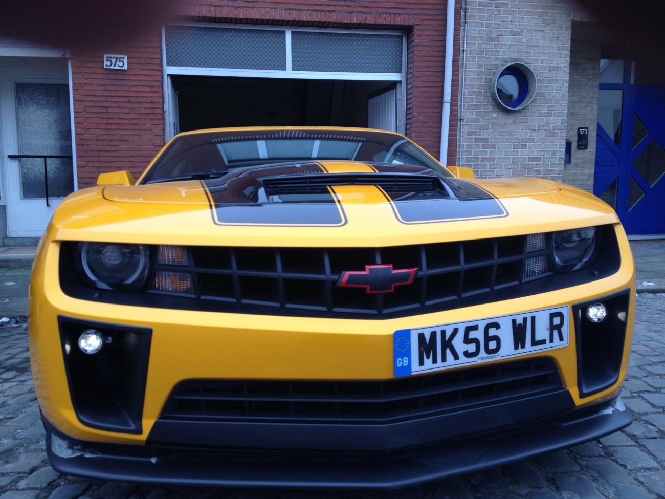 Who Has The Best Looking Camaro On C5 Page 16