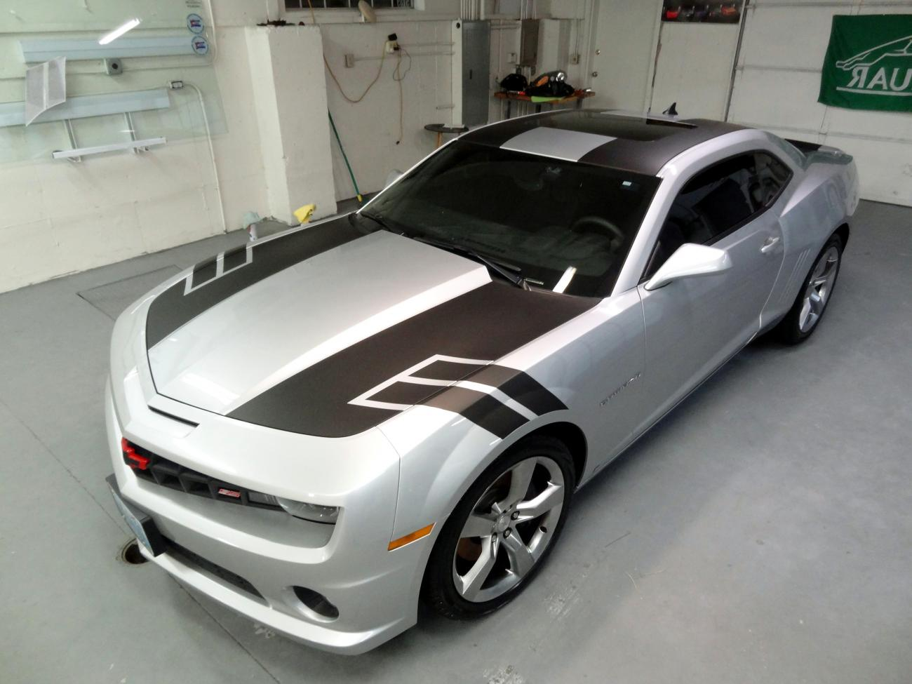 Ns 1 Stripes For 2013 Camaro For Sale Camaro5 Chevy
