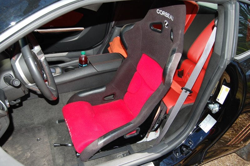 Race seats - Camaro5 Chevy Camaro Forum / Camaro ZL1, SS and