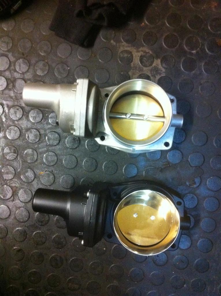 Ported Throttle body how to?? - Camaro5 Chevy Camaro Forum