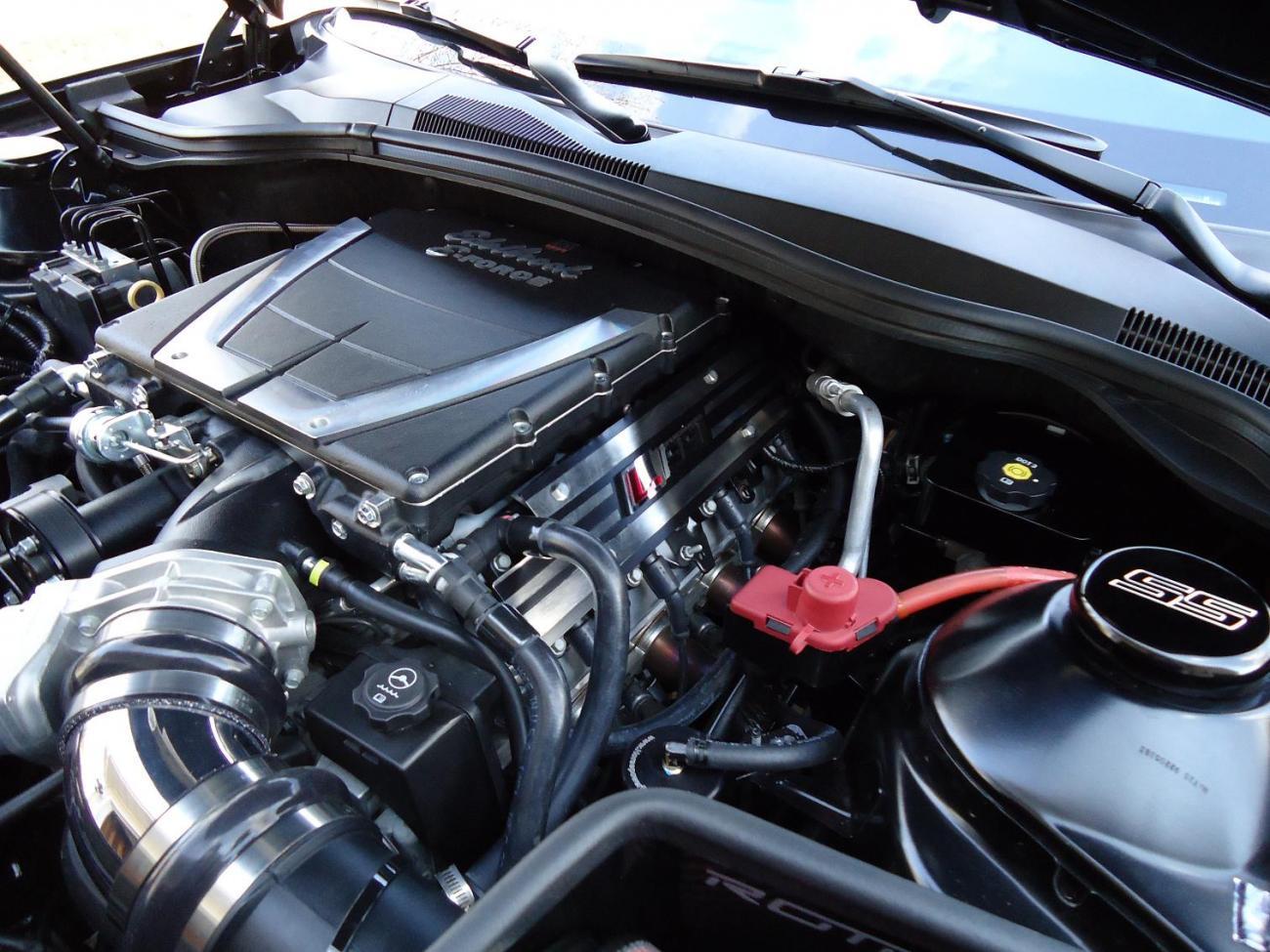 Edelbrock E Force Camaro V6 Autos Post