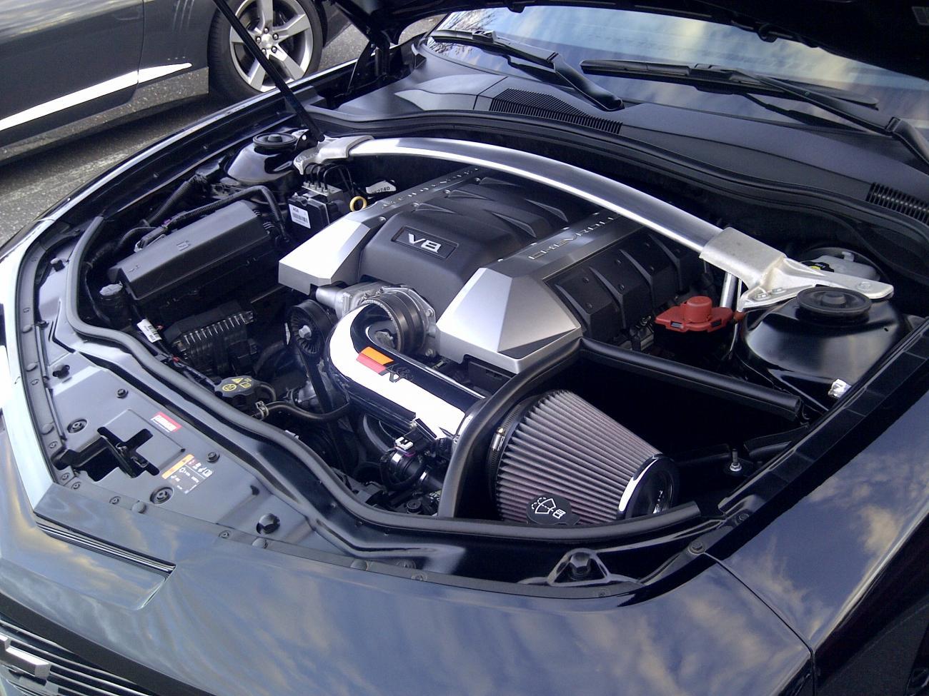 My Engine bay - Camaro5 Chevy Camaro Forum / Camaro ZL1, SS and V6 ...
