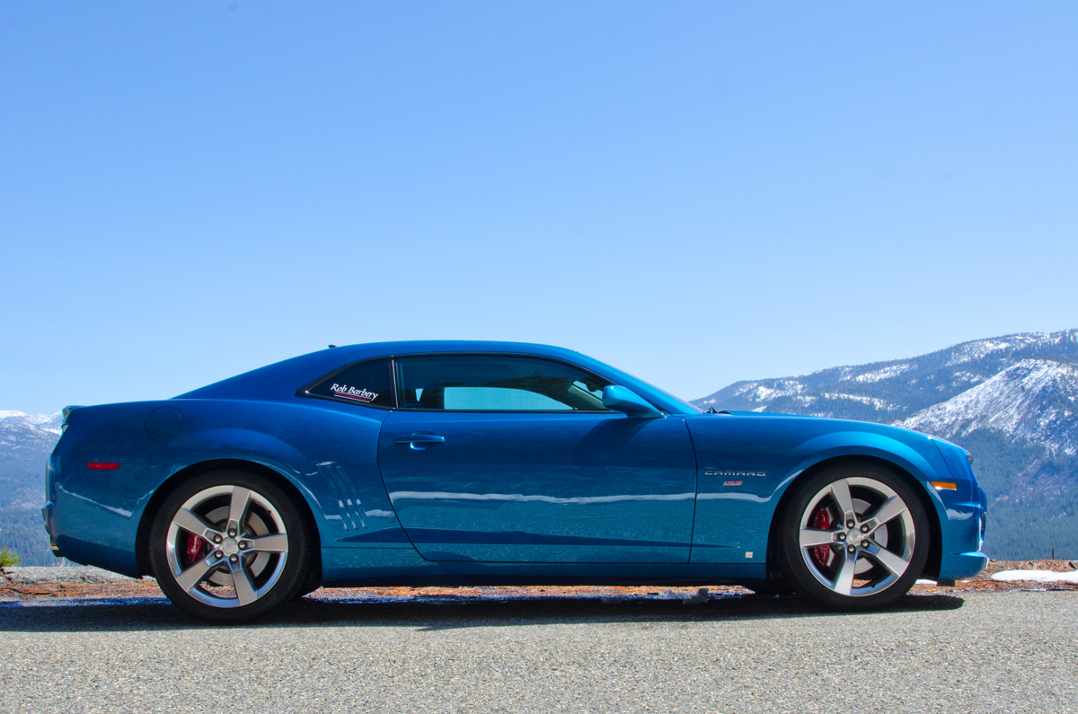 2010 Aqua Blue Metallic 2ss Rs For Sale Camaro5 Chevy