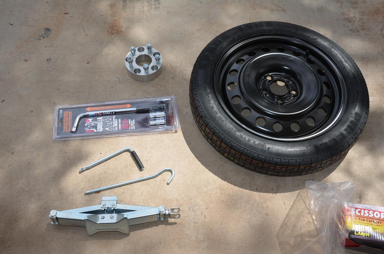 What Size Spare Tire For 2014 Camaro Autos Post