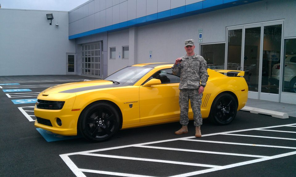 Just purchased a 2012 SS Transformer Edition  Camaro5 Chevy