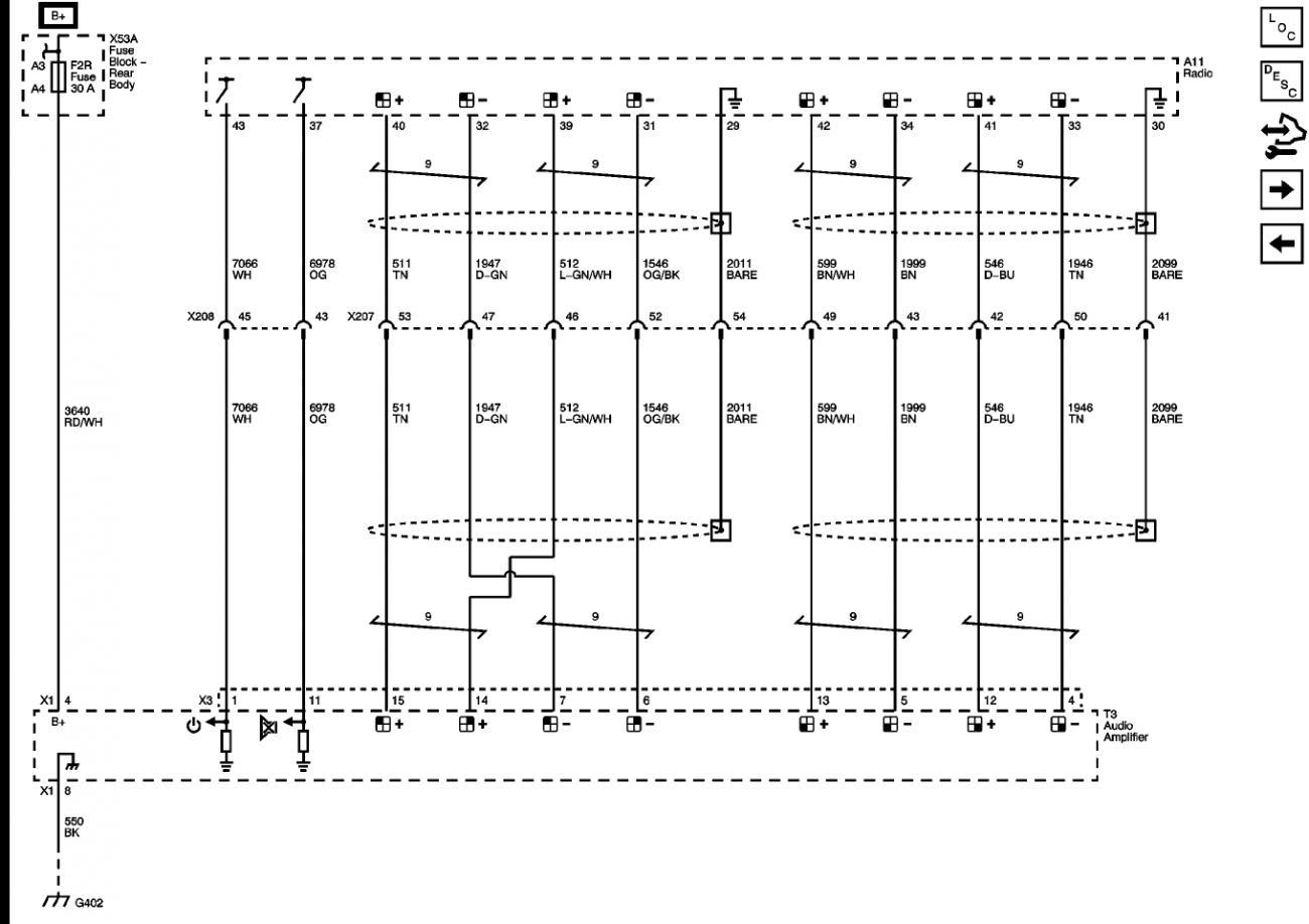 2010 camaro stereo ba speaker wiring info page 2. Black Bedroom Furniture Sets. Home Design Ideas