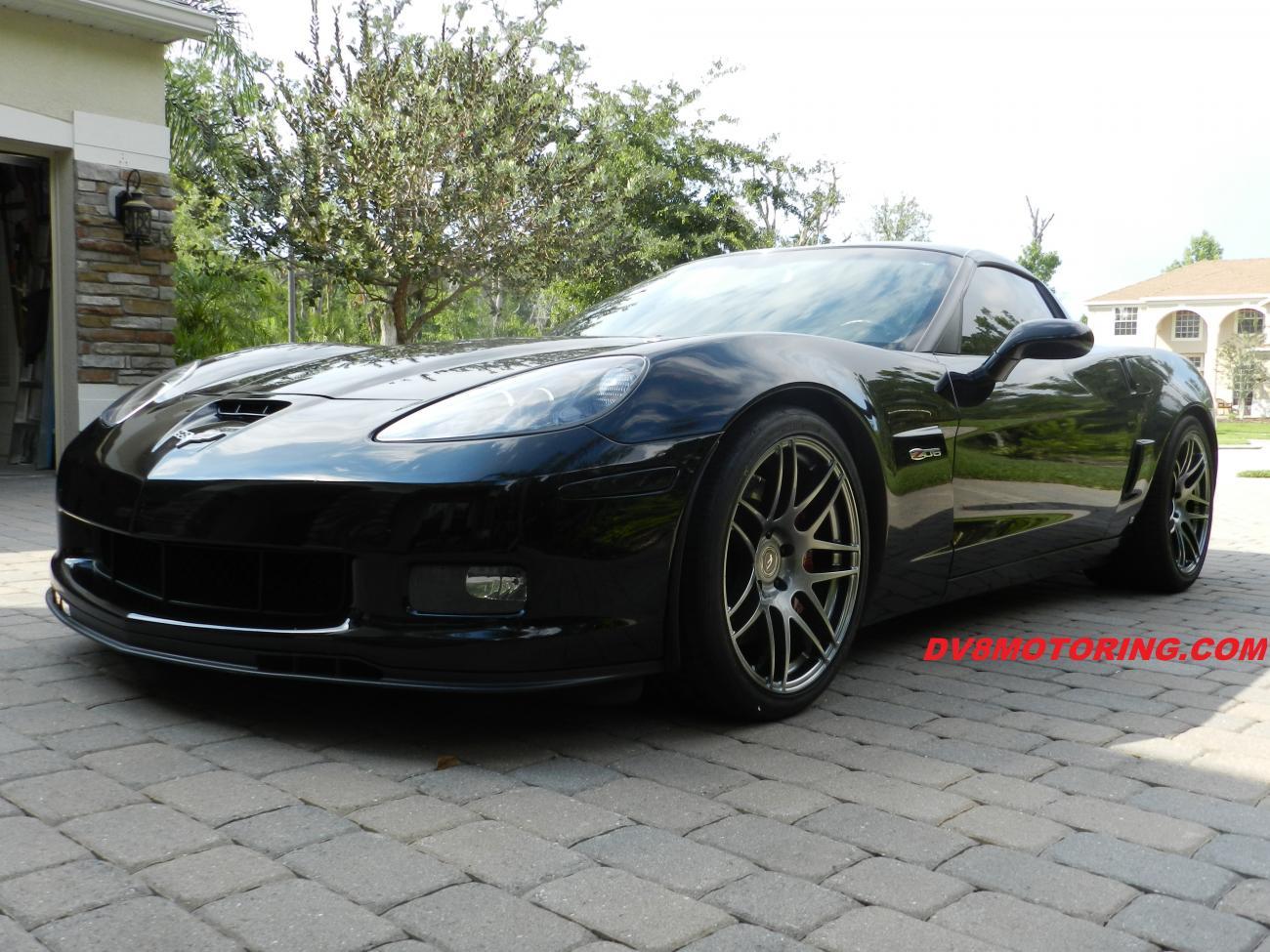 New Forgestar F14 On Z06 Corvetteforum Chevrolet