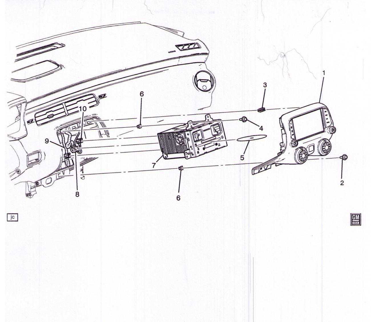 [SCHEMATICS_4ER]  I want a new Radio - Camaro5 Chevy Camaro Forum / Camaro ZL1, SS and V6  Forums - Camaro5.com | Camaro 5 Radio Wiring |  | Camaro5.com