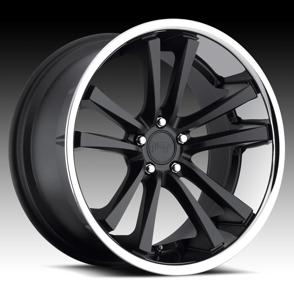 Niche Concourse Concave Wheels Camaro5 Chevy Camaro