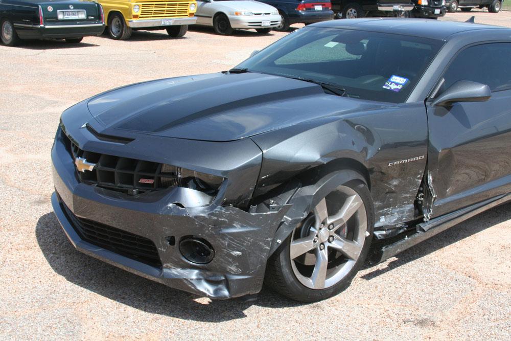 Wrecked 2010 Camaros Camaro5 Chevy Camaro Forum Camaro