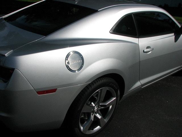 2010 Camaro Billet Aluminum Fuel Door Installed Page